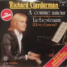 A Comme Amour Richard Clayderman