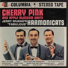 CherryPinkAppleBlossomWhite JerryMurad