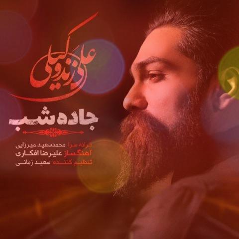 آهنگ جاده شب از علی زند وکیلی