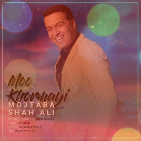 آهنگ مو خرمایی از مجتبی شاه علی
