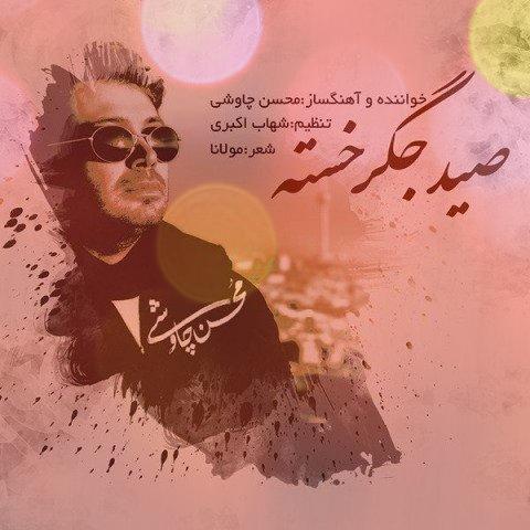 آهنگ صید جگر خسته از محسن چاوشی