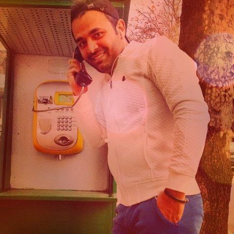 آهنگ عشق من از میثم ابراهیمی