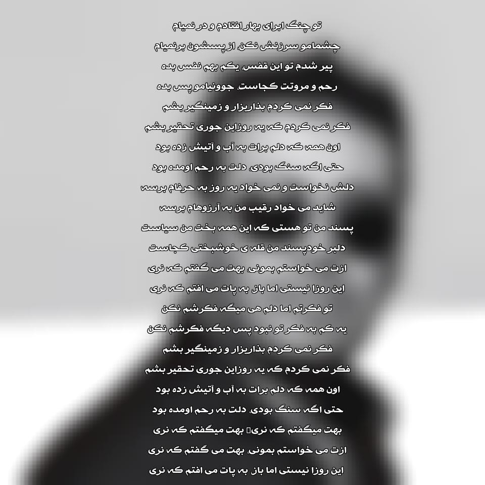 آهنگ جدید محسن چاوشی به نام قله خوشبختی