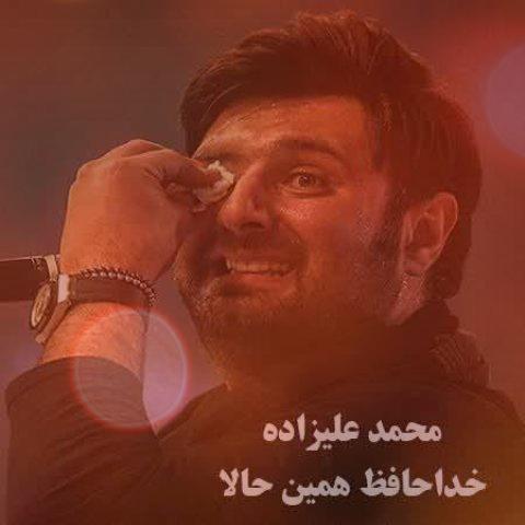 آهنگ خداحافظ همین حالا از محمد علیزاده