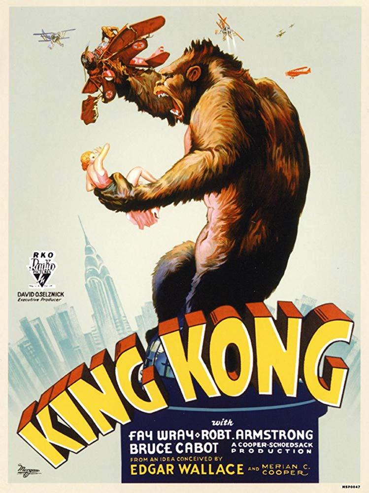 موسیقی متن فیلم کینگ کونگ «1933»، ماکس اشتاینر؛