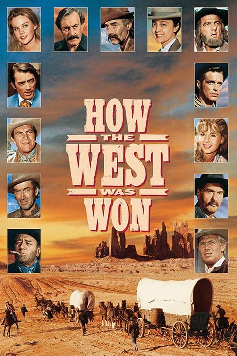 موسیقی متن فیلم چگونه غرب تسخیر شد «1962»، آلفرد نیومن؛