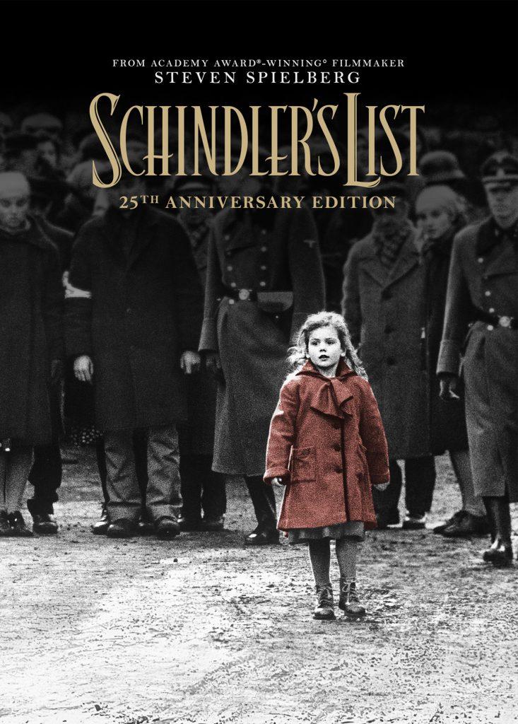 موسیقی متن فیلم فهرست شیندلر «1993»، جان ویلیامز؛