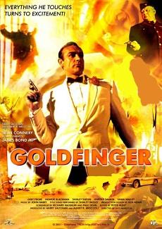موسیقی متن فیلم پنجه طلایی «1964»، جان بری؛