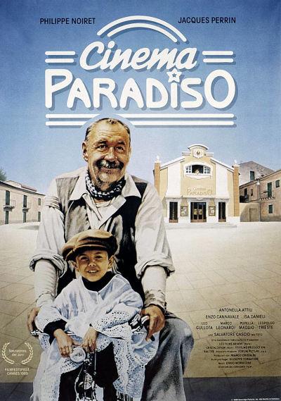 موسیقی متن فیلم سینما پارادیزو «1988»، انیو موریکونه؛