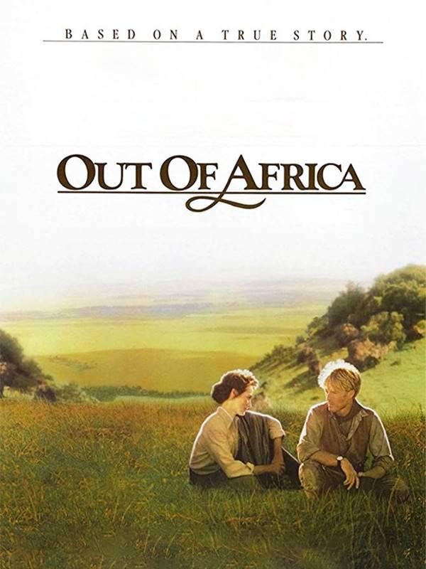 موسیقی متن فیلم خارج از آفریقا «1985»، جان بری؛