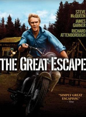 موسیقی متن فیلم فرار بزرگ «1963»، المر برنستاین؛