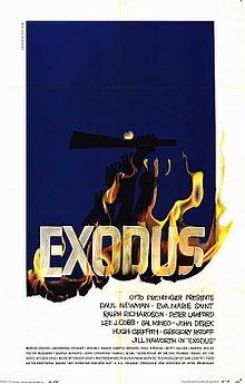 موسیقی متن فیلم خروج «1960»، ارنست گلد؛
