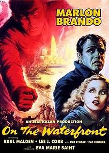 موسیقی متن فیلم در بارانداز «1954»، لئونارد برنستاین؛