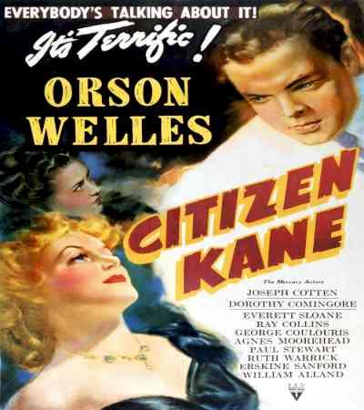 موسیقی متن فیلم شهروند کین «1941»، برنارد هرمن؛