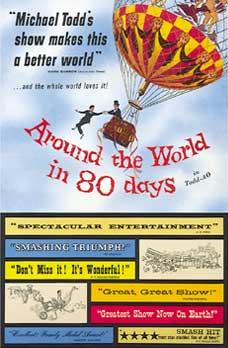 موسیقی متن فیلم هشتاد روز دور دنیا «1956»، ویکتور یانگ؛