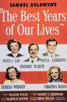 موسیقی متن فیلم بهترین سالهای زندگی ما «1946»، هوگو فریدهوفر؛