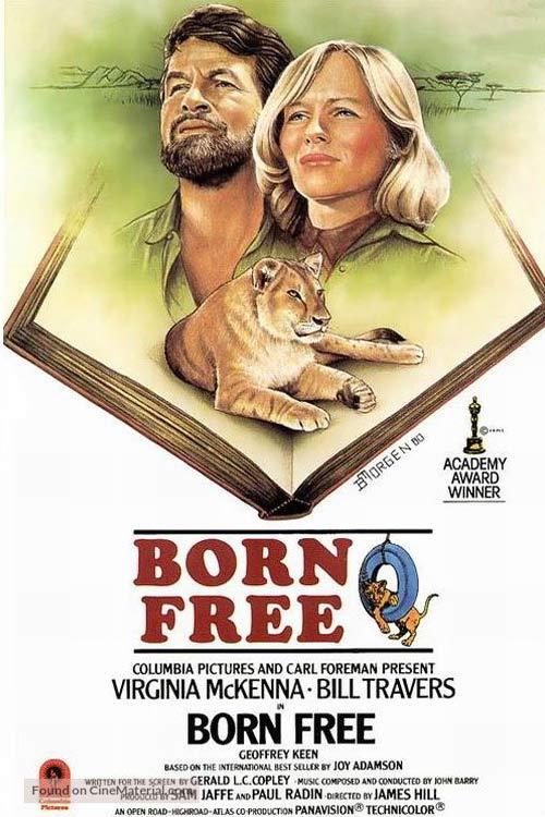 موسیقی متن فیلم آزاد زاده شو «1966»، جان بری