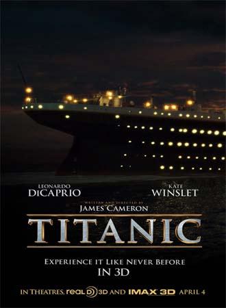 موسیقی متن فیلم تایتانیک «1997»، جیمز هورنر؛