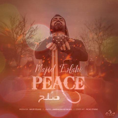 دانلود آهنگ بی کلام ایرانی صلح از مجید اصلاحی