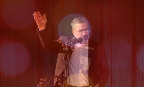مولودی محمود کریمی به مناسبت شادی عید فطر