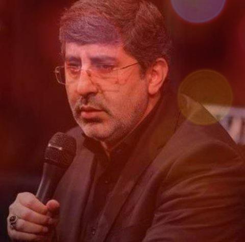 مداحی امشب بگو که ای خدا شرمندتم شرمندتم محمدرضا طاهری