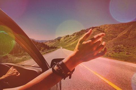 آهنگ عاشقانه برای ماشین