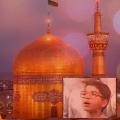 سرود امام رضا قدیمی رضا رضا از بچه های گروه آباده
