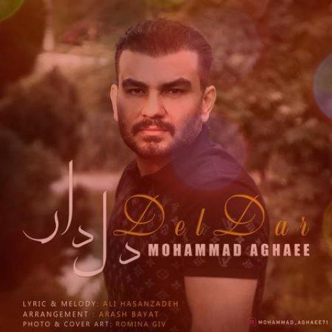 آهنگ دلدار از محمد آقایی   شمع میشم پروانم باش