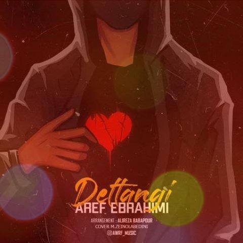 آهنگ دلتنگی از عارف ابراهیمی | هرکی که ازت پرسید بهش خوبتو گفتم