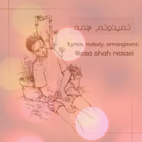 آهنگ نمیدونم چمه از رضا شاه رضایی   چیشد آخر درس و مشق و مدرسه