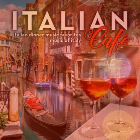 دانلود ۳۶ آهنگ ایتالیایی برای کافی شاپ و رستوران