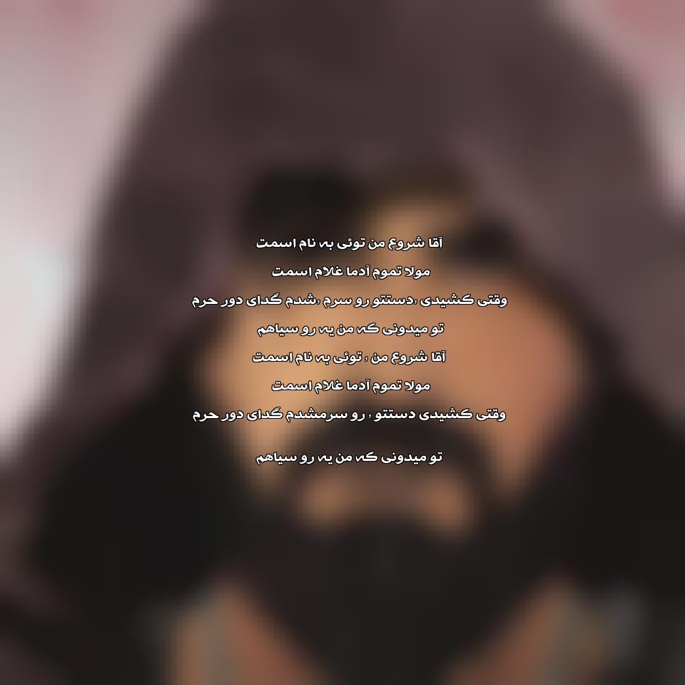 اهنگ عید غدیر حامد زمانی