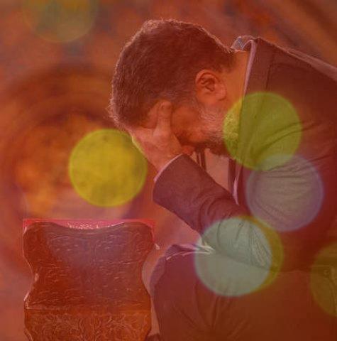 دانلود نوحه او میدوید و من میدویدم محمود کریمی