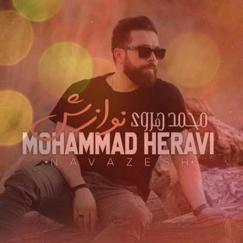 آهنگ نوازش از محمد هروی | تو آب و هوایِ وجود منی