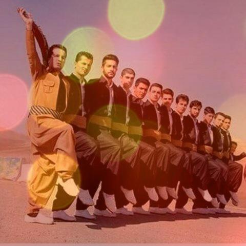 ۳۰ اهنگ کردی شاد برای رقص دسته جمعی   آهنگ هلپرکه کوردی جدید