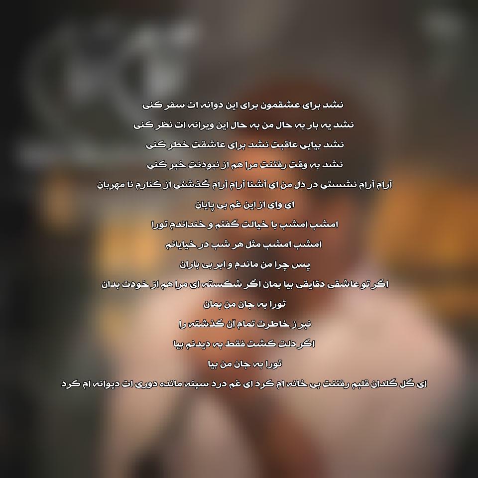 دانلود آهنگ جدید رضا ملک زاده آرام آرام